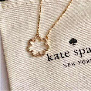 NEW! Kate Spade crystal necklace